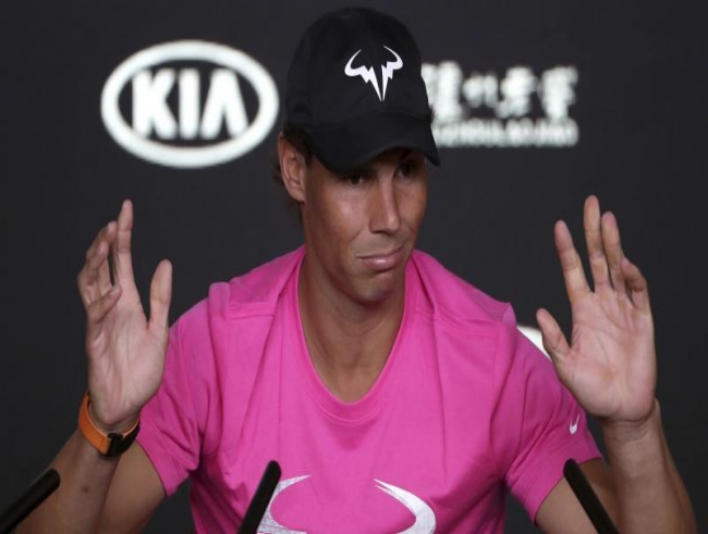 Australian Open 2019: Nadal shrugs off injury concerns, pays tribute to Andy Murray