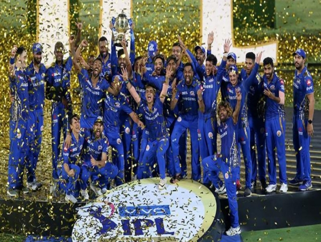 Mumbai Indians beat Chennai Super Kings to win record 4th IPL title