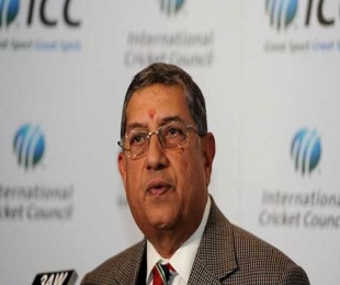 'Supreme Court verdict is a private matter,' Srinivasan tells ICC Board members: sources