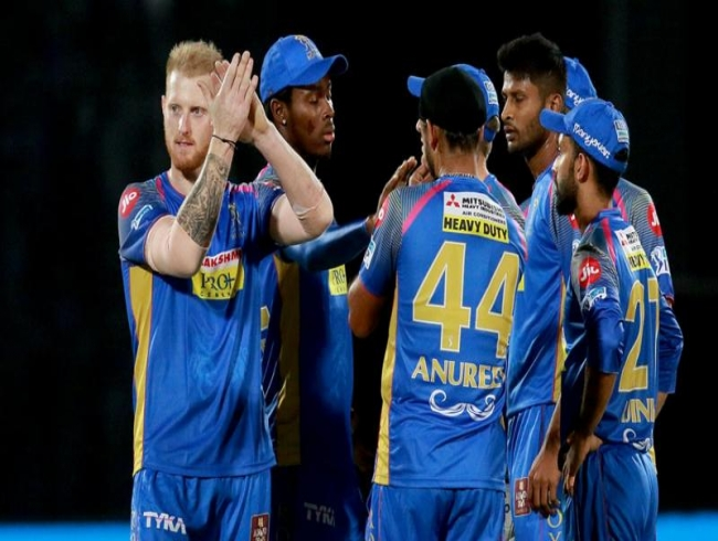 Jos Buttler's 82 spurs Rajasthan to victory over Punjab in IPL
