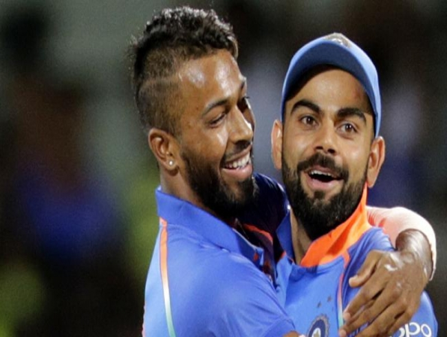 Here's what Sourav Ganguly said on Team India captain Virat Kohli, Hardik Pandya