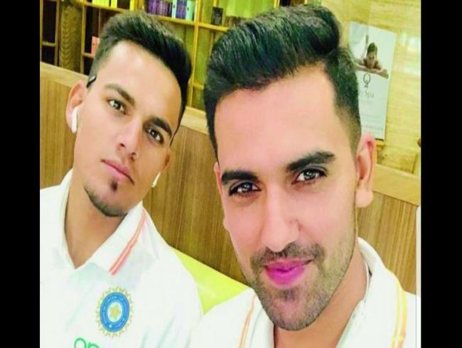 Cricketer Cousins