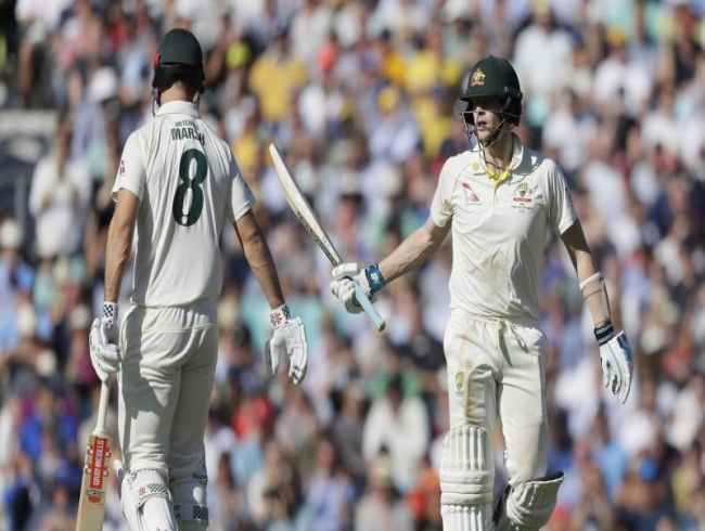 Steve Smith becomes top run-scorer in a series of this century