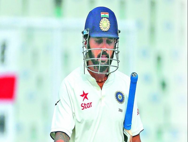 Struggling Murali Vijay gets 'Jumbo' backing