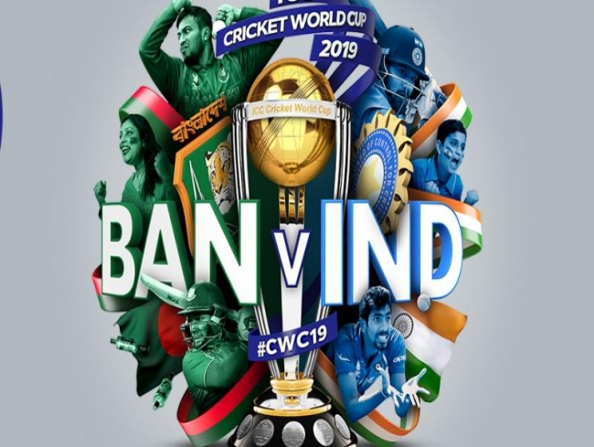 ICC World Cup 2019: IND vs BAN LIVE; Match will start at 3 pm IST