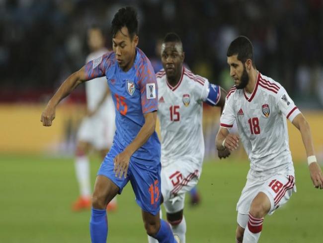 Asian Cup 2019: Sunil Chhetri-led India go down fighting to hosts UAE