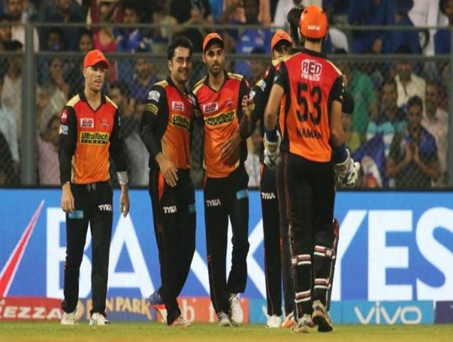 IPL 2017: Bhuvneshwar Kumar blames small score, dew for defeat