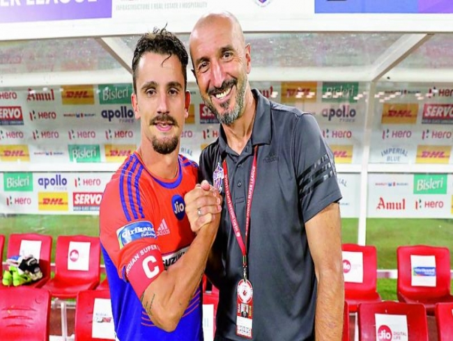 ISL 2017: FC Pune look to build on strong show against ATK