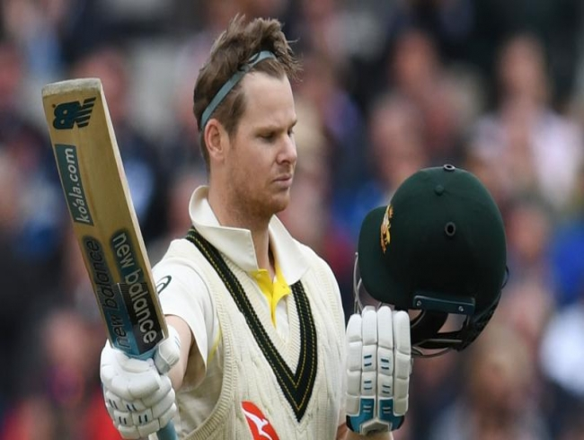Steve Smith second Australian cricketer to score 500 runs in consecutive Ashes games