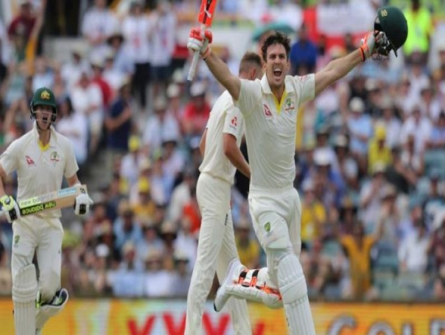 Australia include Mitchell Marsh as 12th man for 5th and final Ashes Test