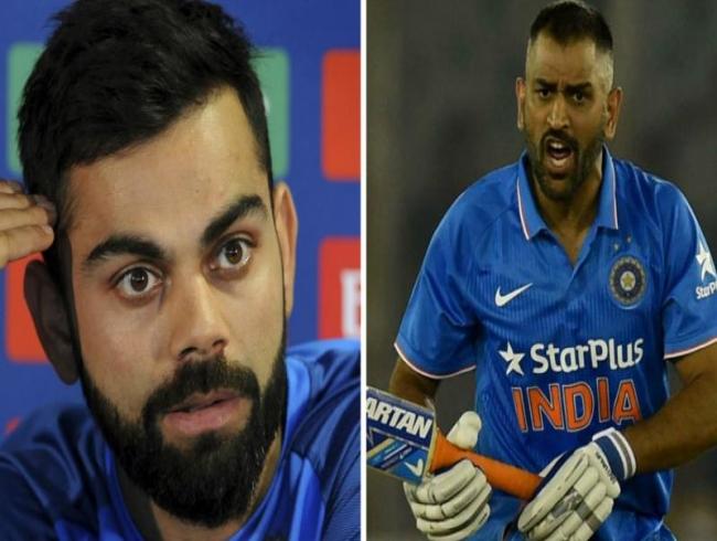 India skipper Virat Kohli minces no words, slams MS Dhoni critics in press conference