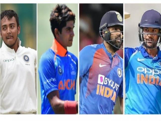 Prithvi Shaw makes Test comeback, Mayank Agarwal replaces Rohit Sharma in ODI