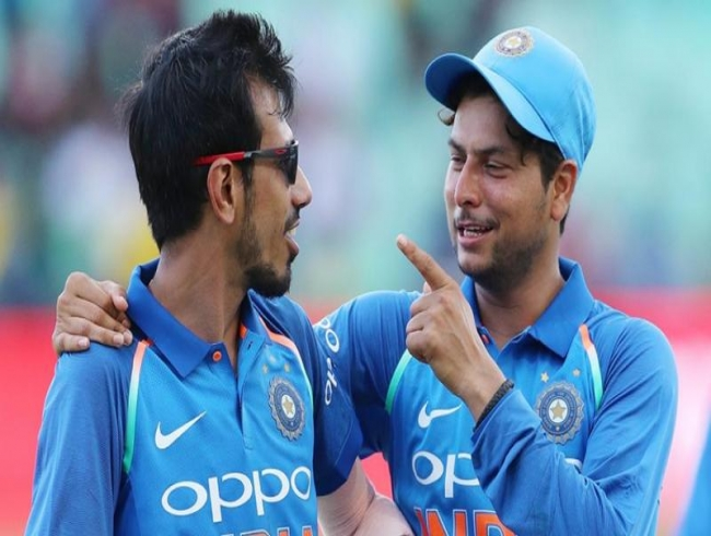 SA vs IND: Kuldeep Yadav tougher to face than Yuzvendra Chahal, says Shikhar Dhawan