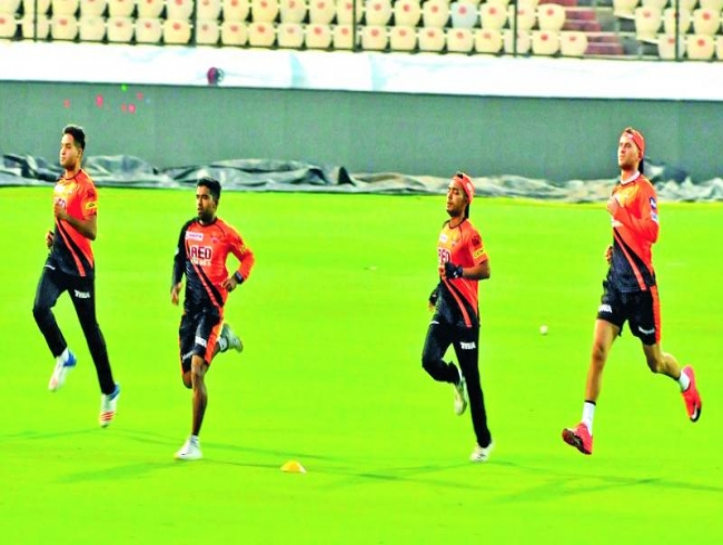 Sunrisers welcome Rajasthan Royals in absence of Australian stars
