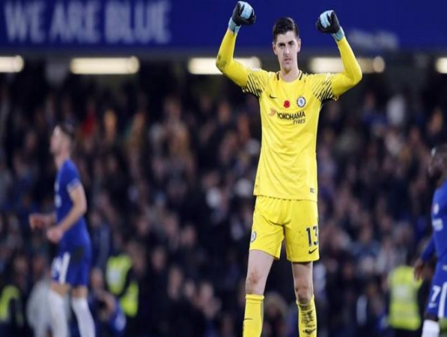 Thibaut Courtois ready to extend contract with Chelsea despite his love for Madrid