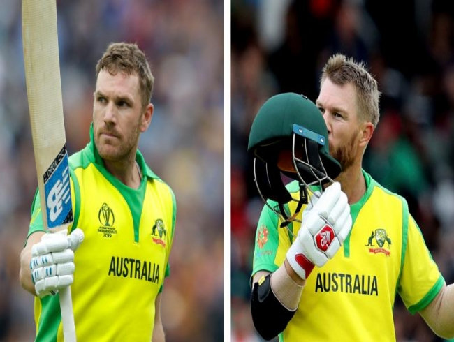 ICC CWC'19: Aaron Finch David Warner setting the platform for Australia