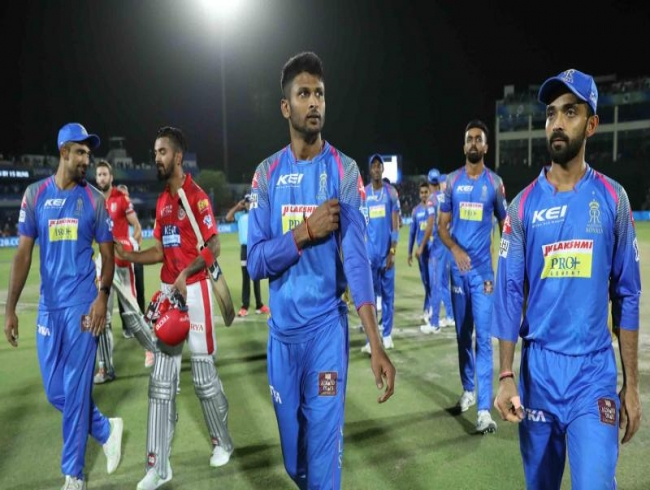 IPL 2018: 'Confused at the toss' Rahane's RR beat KXIP to keep alive playoff hopes