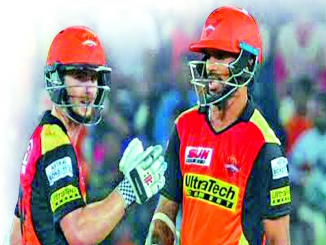 IPL 2017 SRH vs DD: Hyderabad sew up their fourth straight win at home