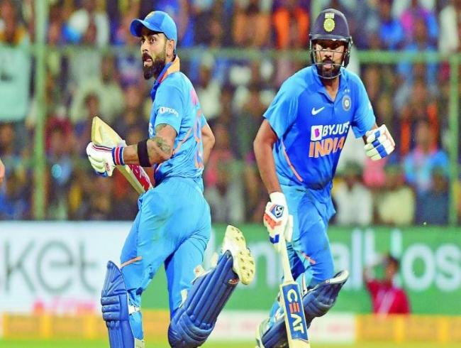 Sweet revenge: Rohit, Kohli sizzle as India settle old score against Aussies