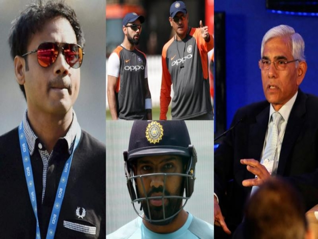 Communication issues, Oz tour discussed as Kohli, Shastri, Rohit, selectors meet CoA