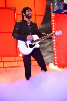 King Nagarjuna Turns Singer