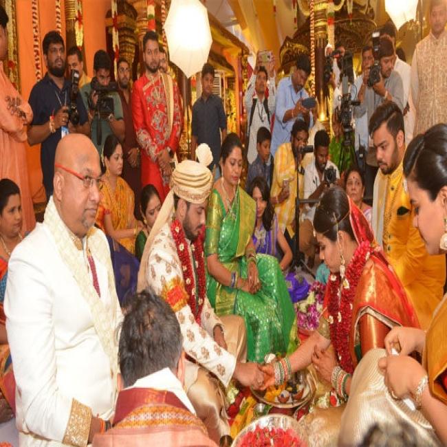Akhila Priya Marriage