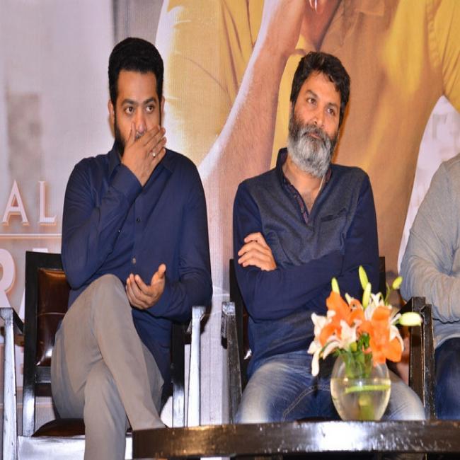 Aravinda Sametha Press Meet
