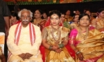 Celebs @ Bandaru Dattatreya Daughter Marriage Albums