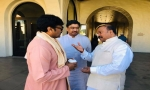 Chiru At Koneru Family Wedding
