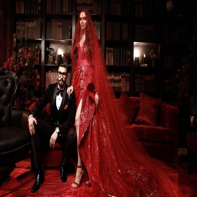 Deepika, Ranveer Wedding Reception