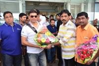 Fidaa Team @Vijayawada Airport Albums