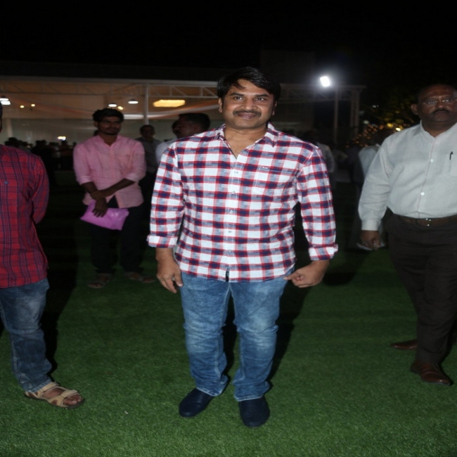 Harshith Reddy Reception