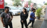 Jakkanna Team Visits Hyderabad Theaters