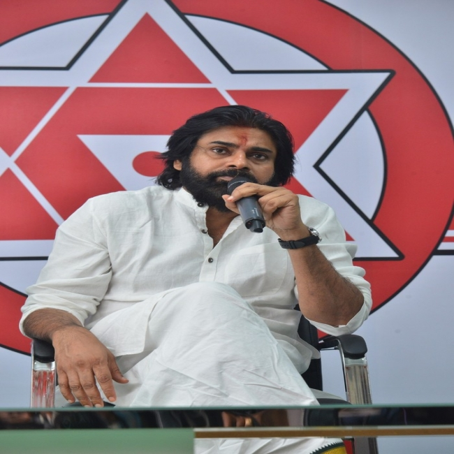 Jana Sena New Office