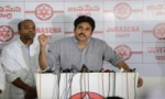 Jana Sena Website Launch Albums