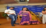 Nani & Keerthi Suresh at Facebook Office Albums