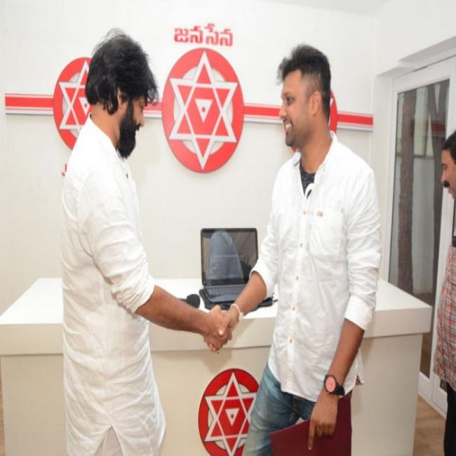 Pawan Launched Aatagadhara Siva Song
