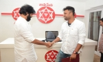 Pawan Launched Aatagadhara Siva Song