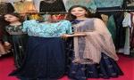 Pujita Ponnada Inaugurates@ Trendz Expo