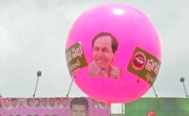 TRS Party Meeting