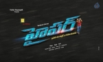 Hyper Movie First Look Posters