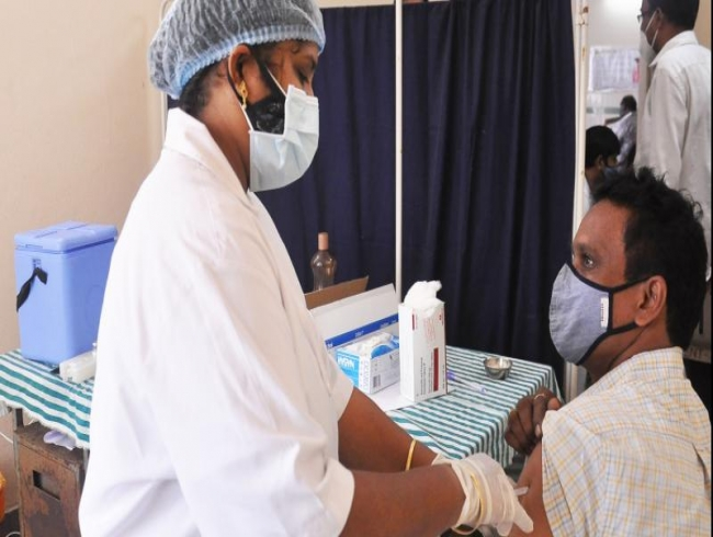 Vaccination drive in AP to face acute shortage of vaccine
