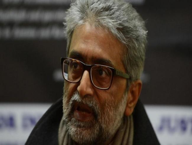 Navlakha urges HC to shift him to house arrest