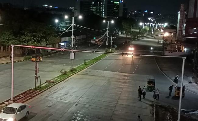 Night curfew extended till May 8 in Telangana