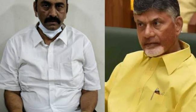 Naidu, Lokesh and Raju discussed Jagan bail: Report