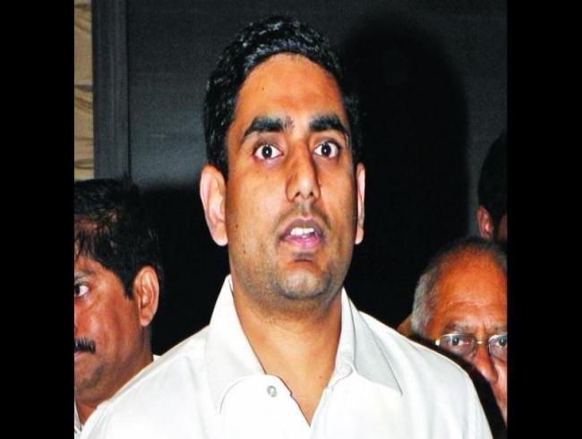 Lokesh challenges CM Jagan for CBI inquiry into political murders