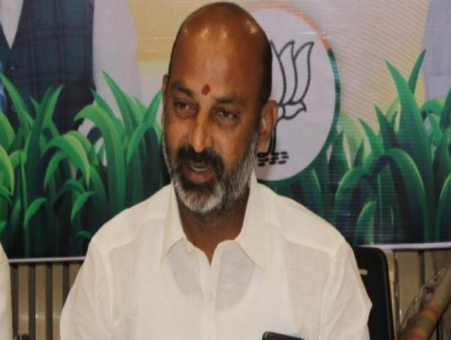 KCR neglecting BC interests, says Telangana BJP chief