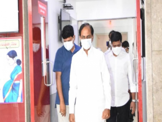KCR undergoes CT Scan, other tests at Yashoda; absolutely fine, says his doctor