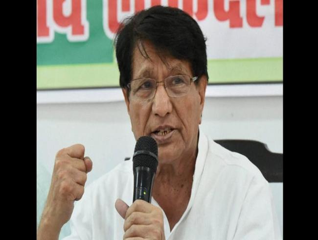 RLD chief Ajit Singh dies of COVID-19