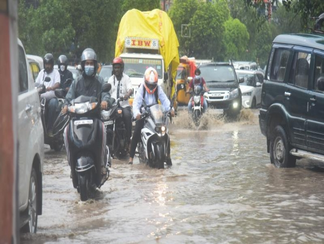 More rains forecast for Telangana, two weather systems at work